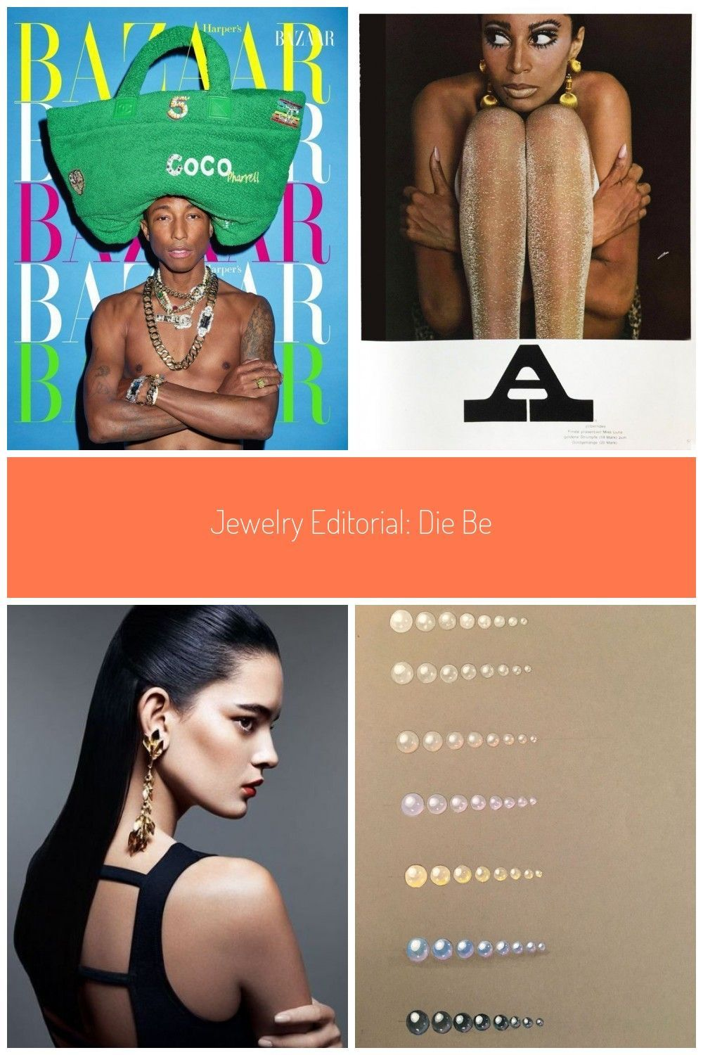 Photo of JEWELRY EDITORIAL: The Best Jewels of the April Cover Editions – Celebrity Editi…