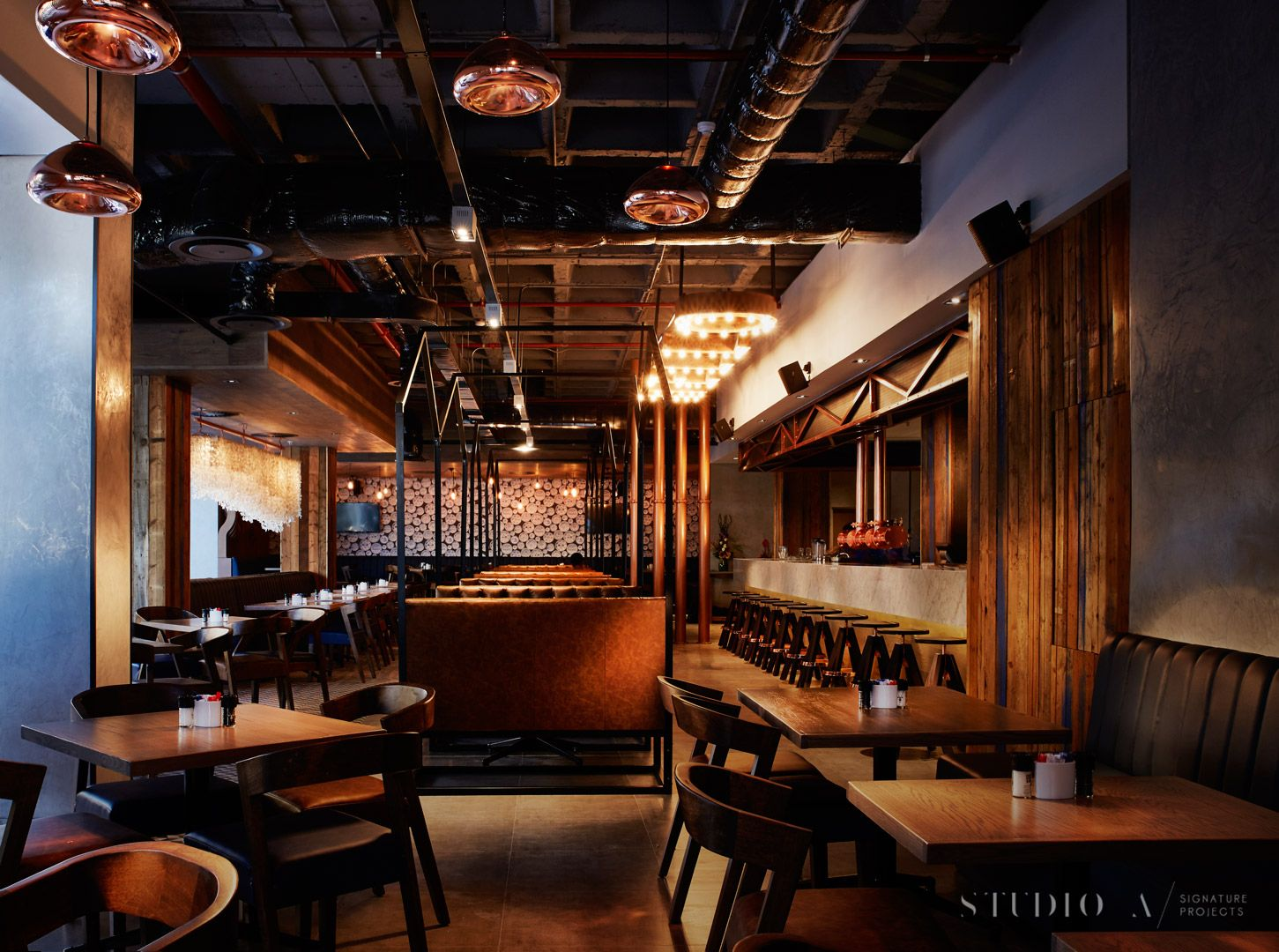 Explore news cafe restaurant design and more