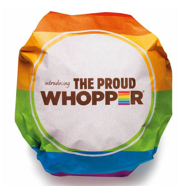 Would You Pay $1,000 for a 'Proud Whopper' Wrapper? | Healthy Living - Yahoo Shine