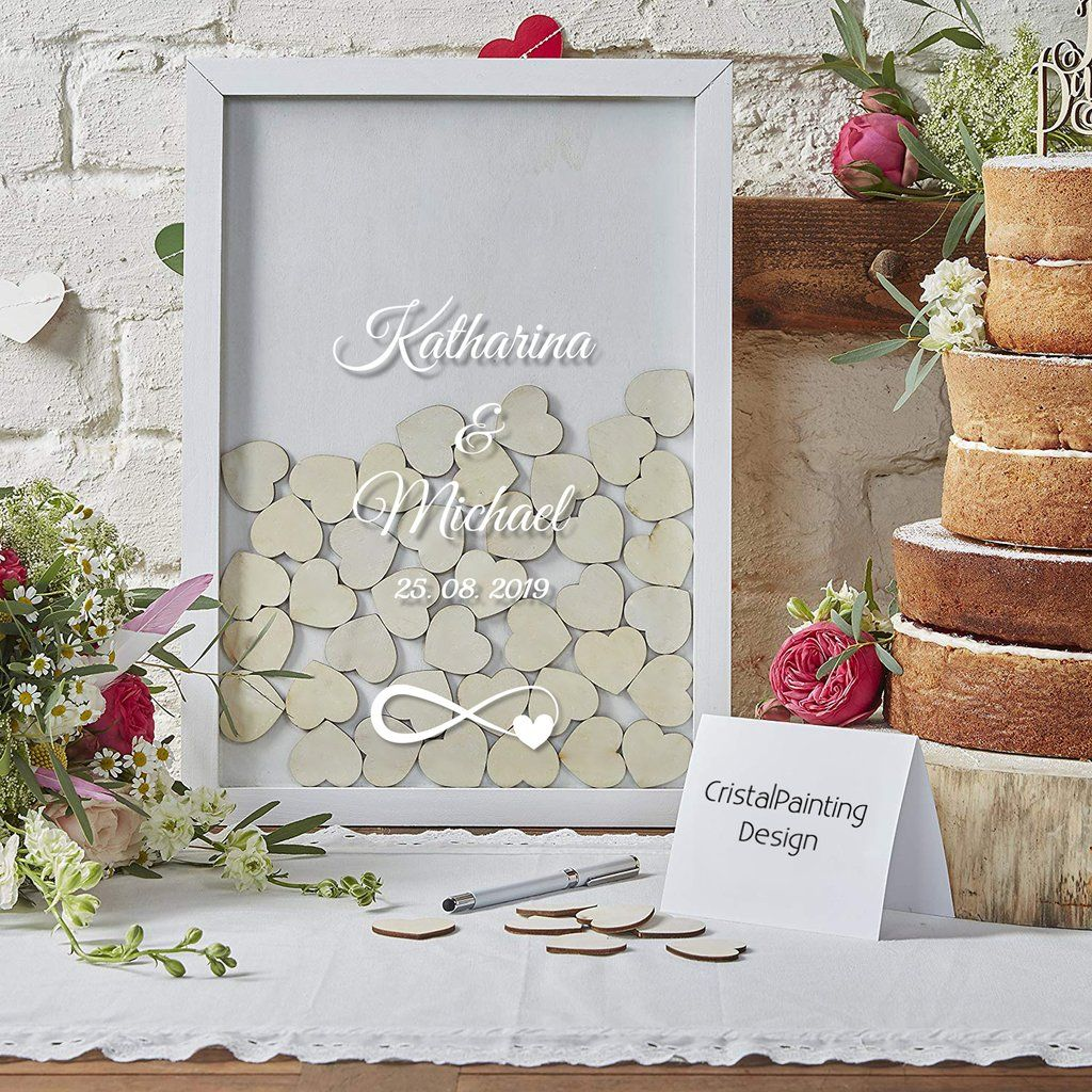 Gastebuch Aus Holz Wedding Tree Hochzeitsbaum Baum Hochzeit Hochzeitsbaum Und Wunsche Fur Das Brautpaar