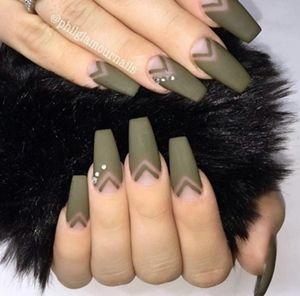 25 Acrylic Nail Designs Acrylic Nail Art Ideas Part 14 Furry Nails Cute Acrylic Nails Gorgeous Nails