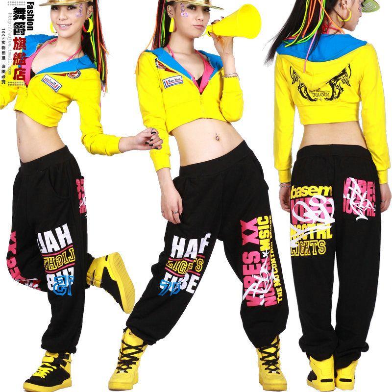 600245f044ede Resultado de imagen de ropa hip hop mujer