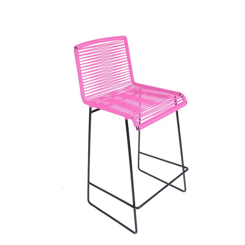 la chaise de bar cenote a retrouver sur boqa en deux dimensions d ... - Chaise Cuisine Hauteur Assise 65 Cm