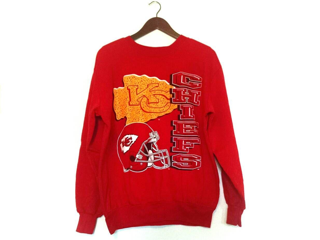 Vintage Kansas City Chiefs Sweatshirt VE0LP