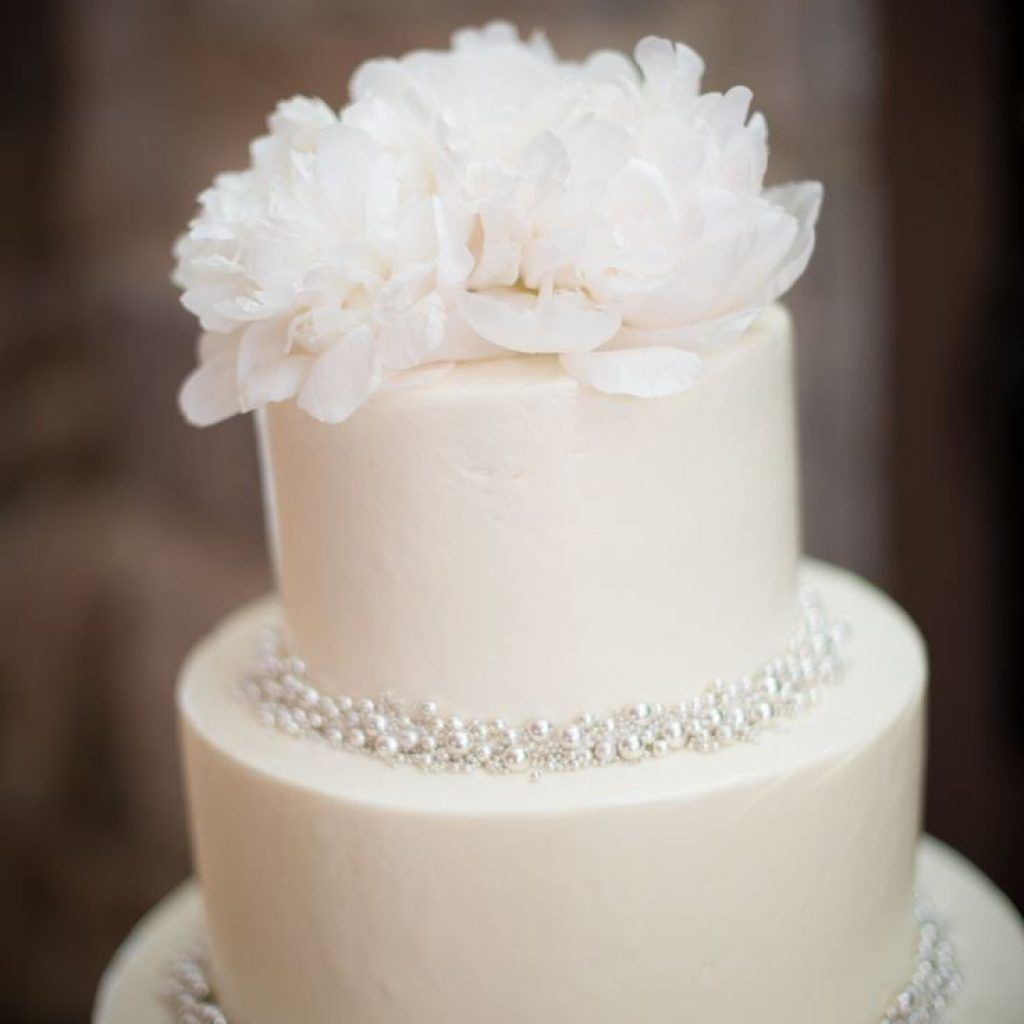Little Wedding Cakes One Tier Simple Cake Recipe Small Rustic