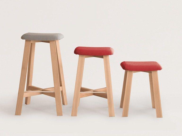 Bevel sgabello alto stools and modern