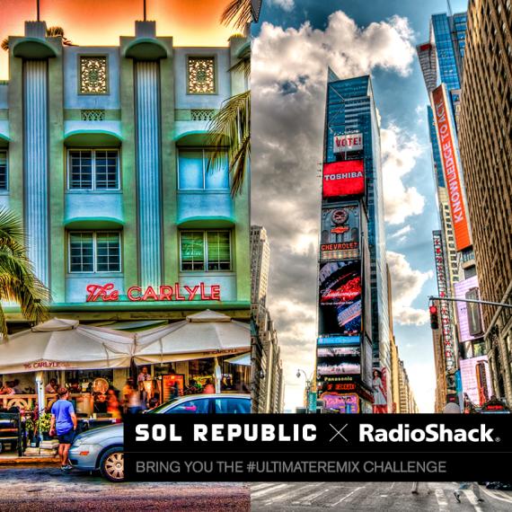 RadioShack and SOL REPUBLIC: #UltimateREMIX Challenge