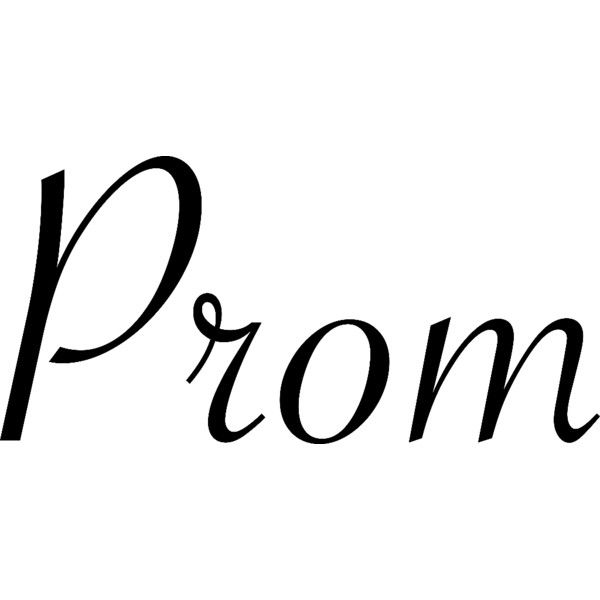 Prom liked on Polyvore featuring words, text, quotes