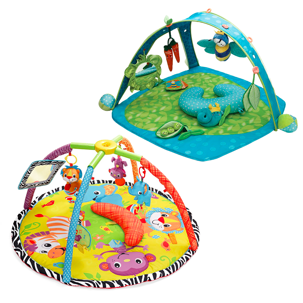 Wonder Abounds In The Garden Patch Activity Gym From #Boppy. #Kohls