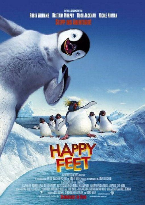 2006 Australia Usa 98 Min Director George Miller Guion George Miller Warren Coleman John Collee Judy Morri Happy Feet Free Movies Online Kids Movies