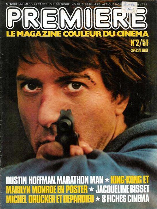 N°2 - Décembre 1976 - Dustin Hoffman