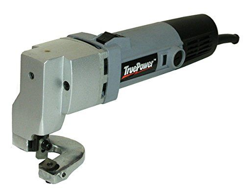 Truepower 01 0101 18 Gauge Heavy Duty Electric Sheet Metal Shear Tin Snips Cutter Nibbler Find Out More About The G With Images Sheet Metal Shear Tin Snips Sheet Metal
