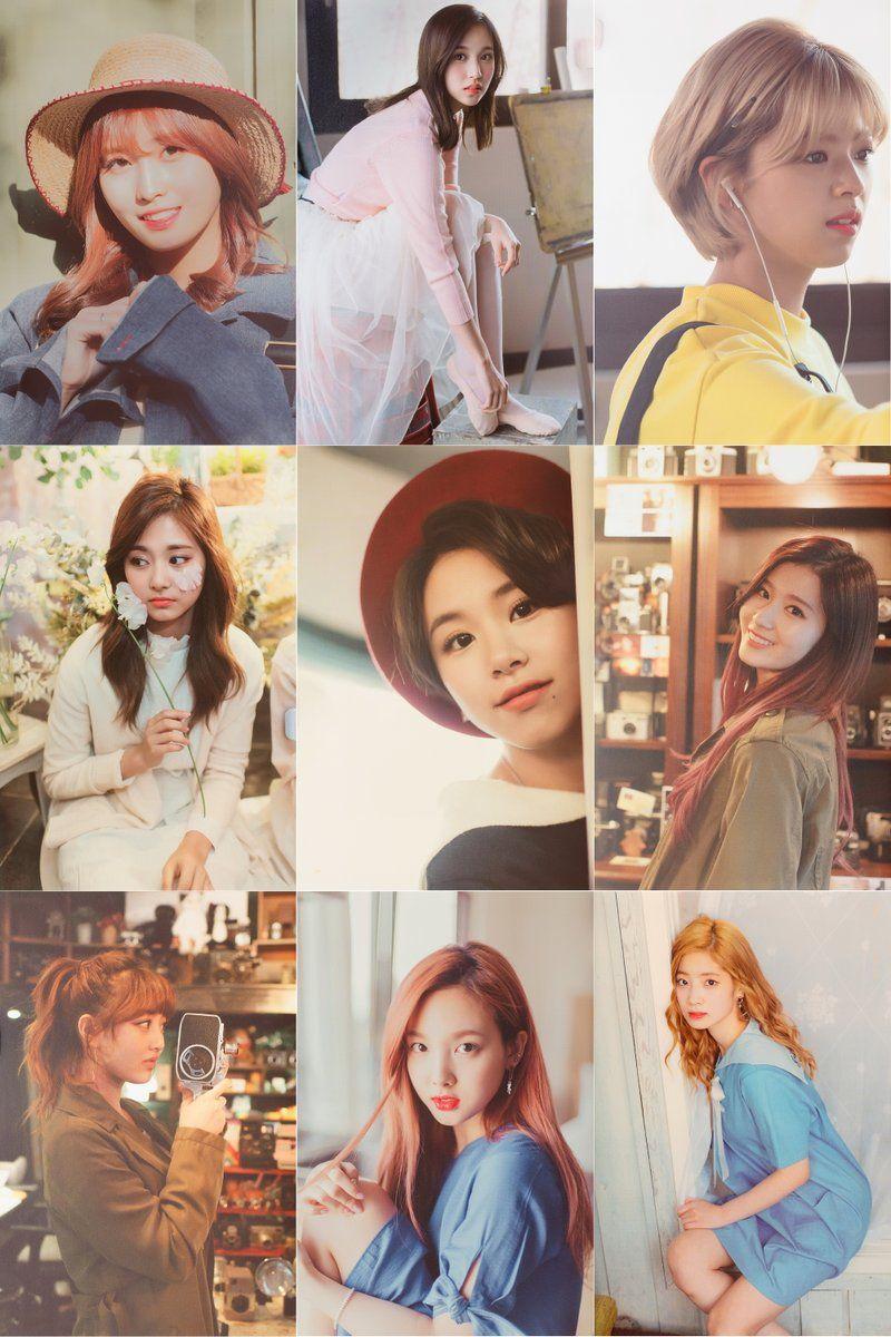 One In A Million Twice 1st Photobook Big Size 3 2 트와이스포토