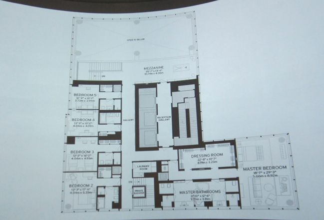 Afc Floor Plan >> One57 Penthouse Sells for $90M+ in NYC's Biggest Deal Ever | New york buildings, New york city ...