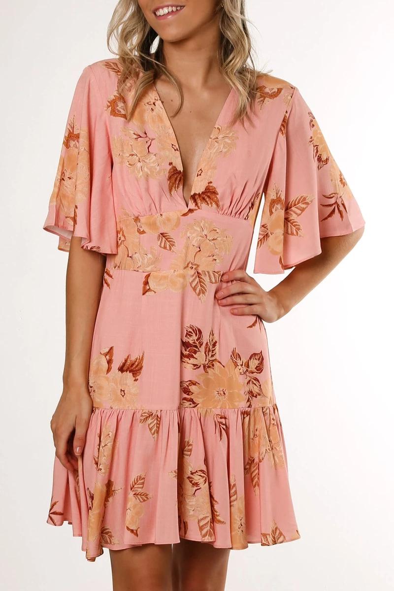 Forever Mini Dress Tan Gardenia Mini Dress Dresses Gorgeous Dresses [ 1200 x 800 Pixel ]