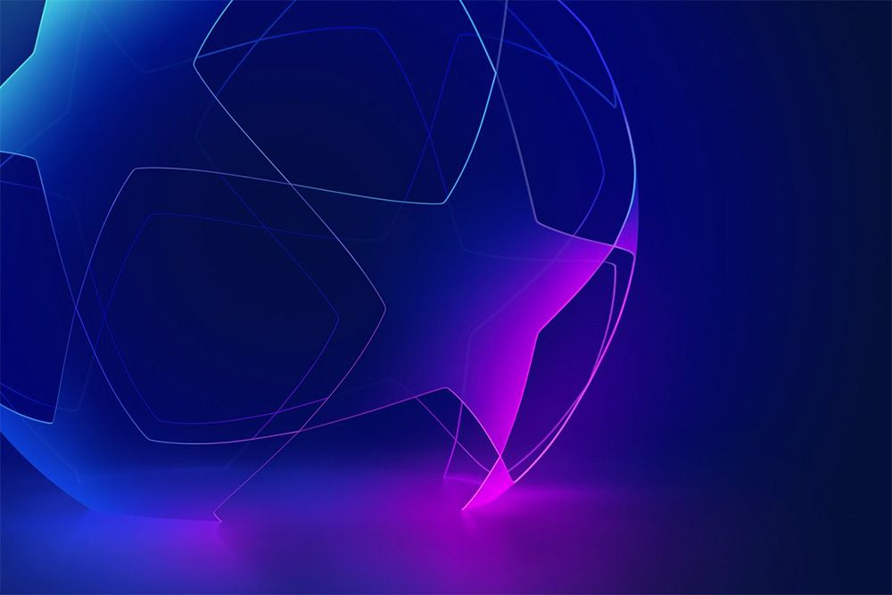 New Identity For Uefa Champions League By Designstudio Uefa Champions League Champions League Champions League Trophy