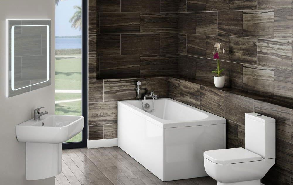 Small Modern Bathroom Suite At Victorian Plumbing Uk Antonio Modern Bathroom Suite Online A In 2020 Minimalist Bathroom Design Bathroom Design Modern Small Bathrooms