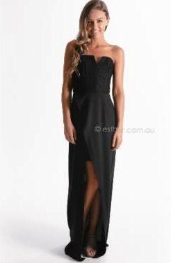 Keepsake betrayal maxi dress