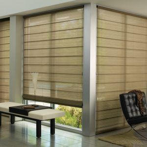 Folding Blinds For Windows And Doors