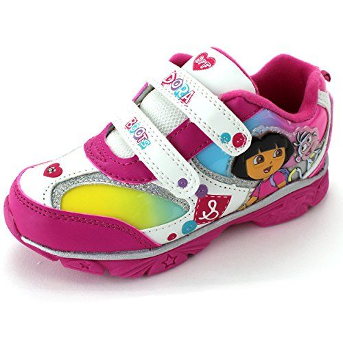 Dora the Explorer Girls Pink Lighted