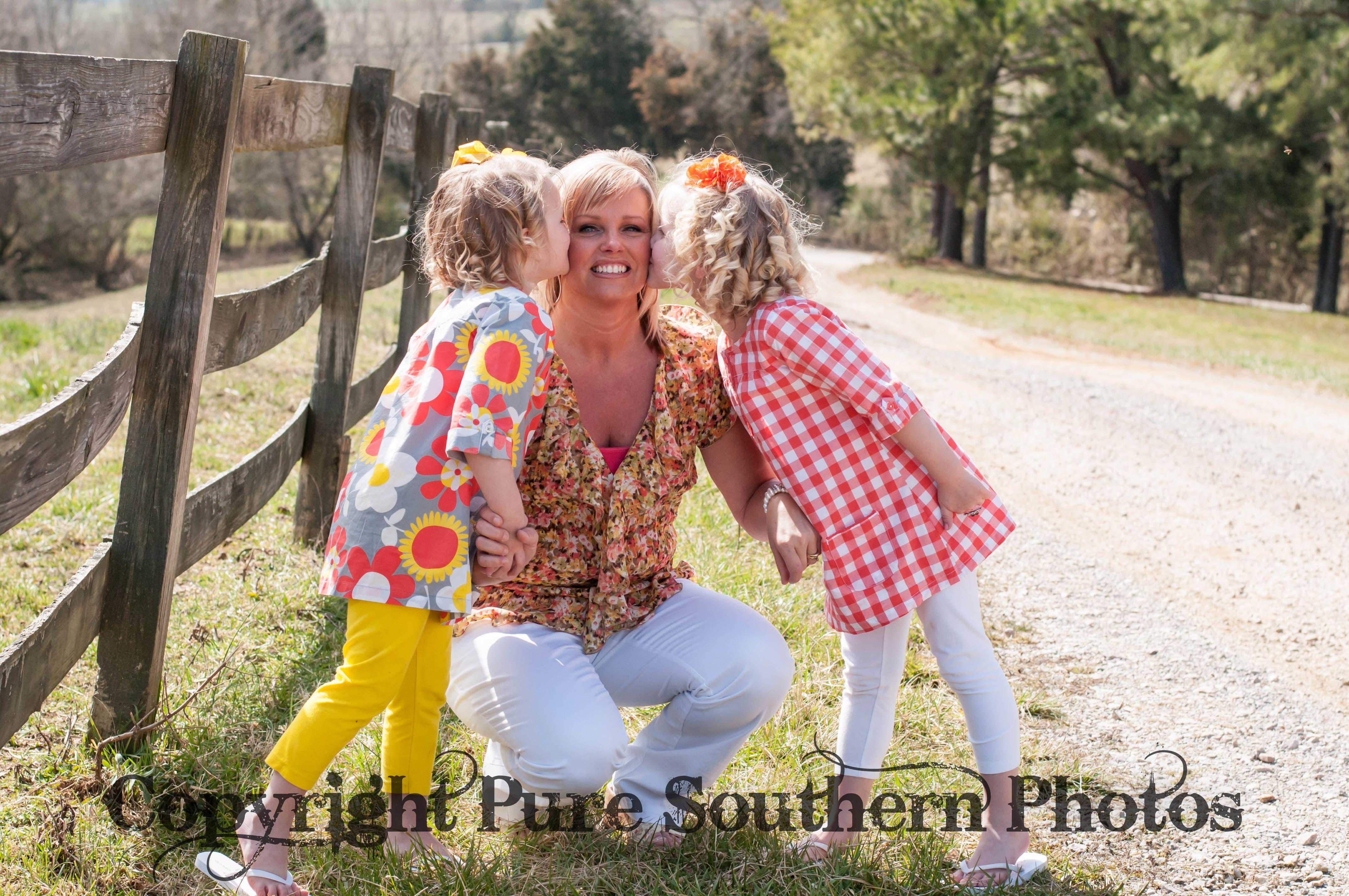 Easter family photo ideas