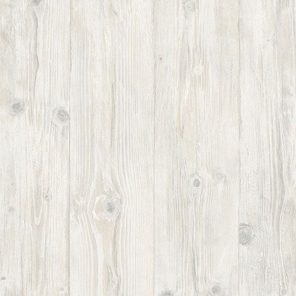 Light Birch Wood Planks Wallpaper Wood Plank Wallpaper