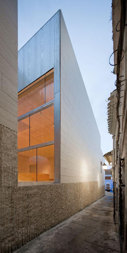 EXIT Architects - Easter Sculpture Museum, Hellín, Albacete