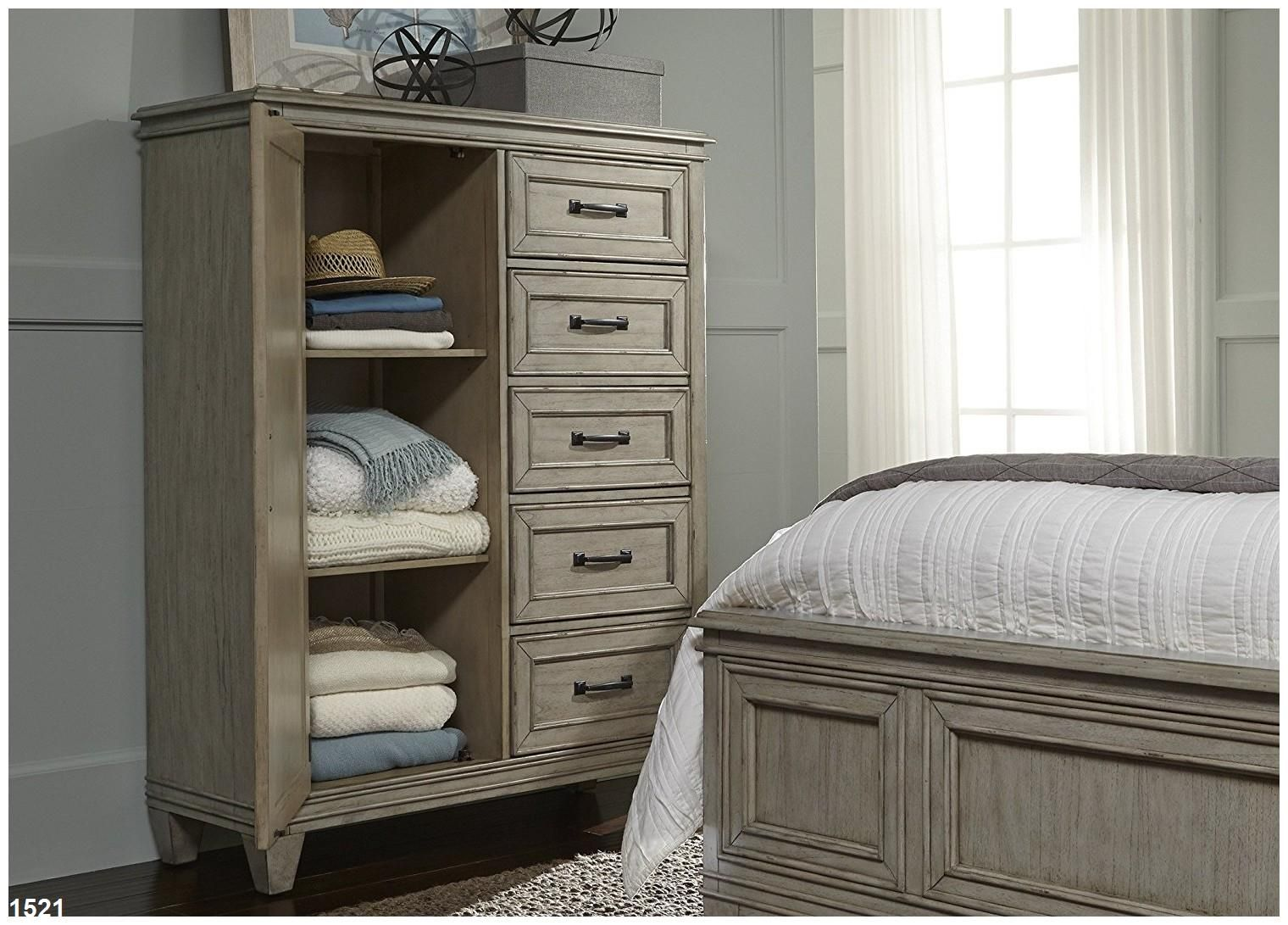 Liberty furniture grayton grove bedroom door chest driftwood finish