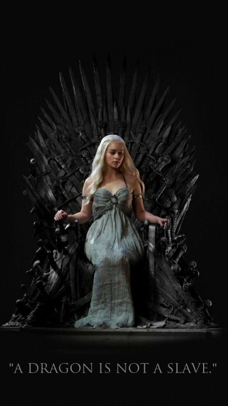 Juego De Tronos Daenerys Targaryen Wallpaper