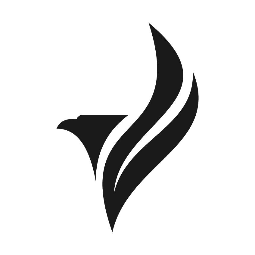 Pin By Mehmet P On Protecao Logo Design Inspiration Simple Bird Logo Design Geometric Logo