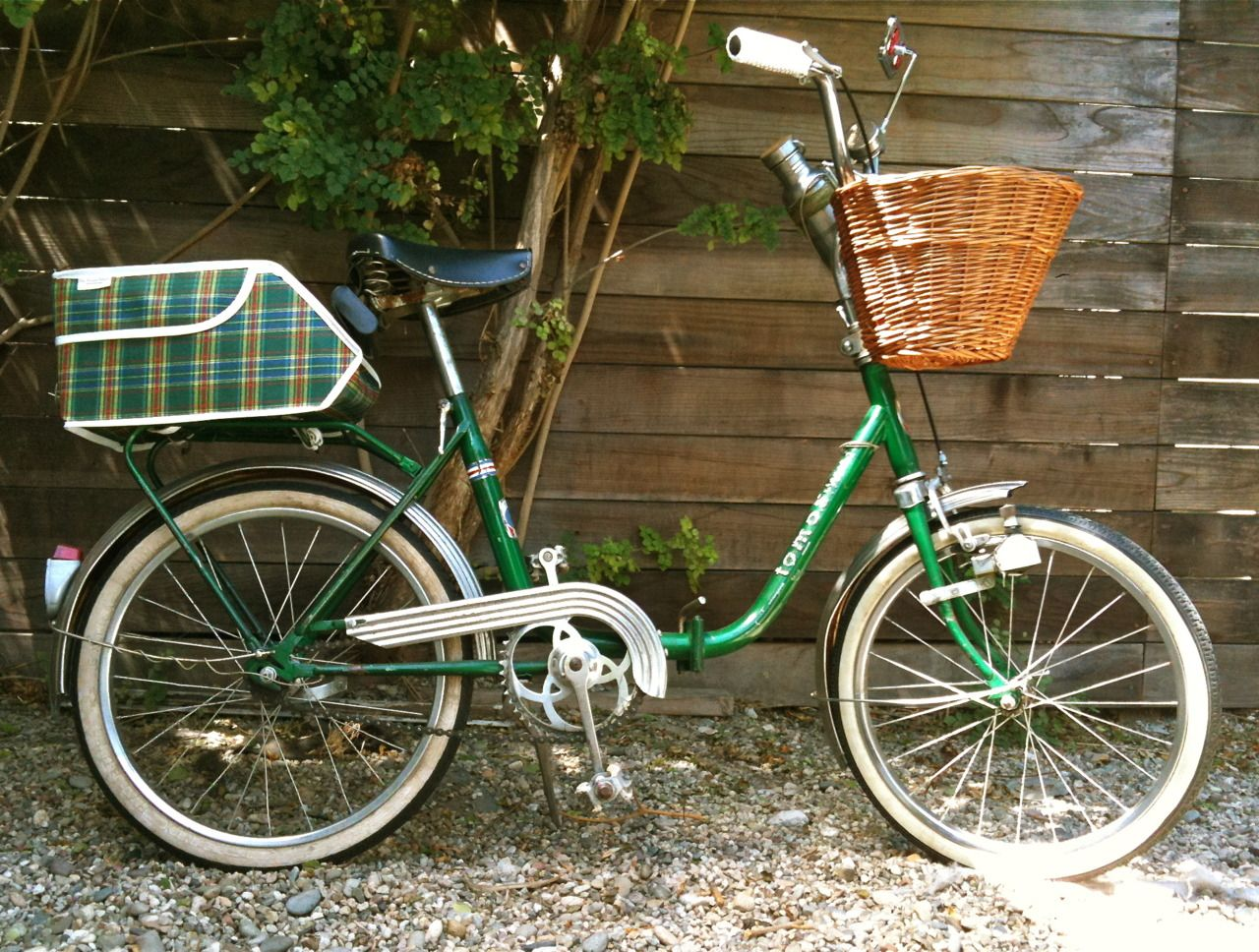 my 1970s tomos mini folding bicycle i t bicycle. Black Bedroom Furniture Sets. Home Design Ideas