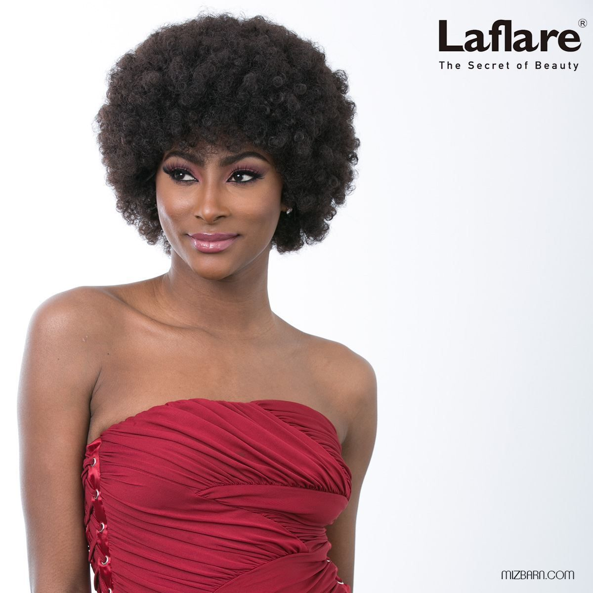 Beauty Show Flat: Laflare Laviero Premium Wig SUPER AFRO (With Images