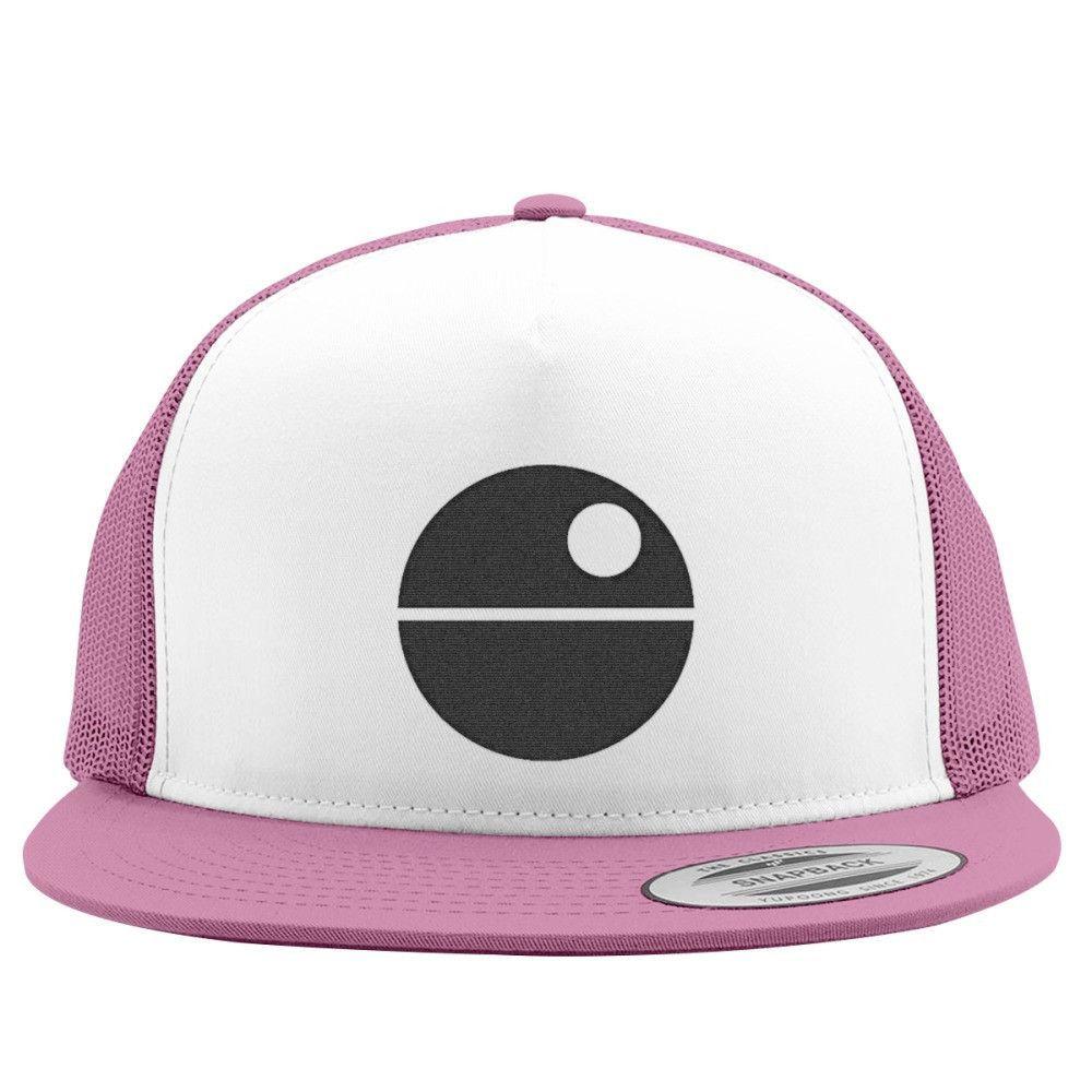 Star Wars - Death Star Embroidered Trucker Hat