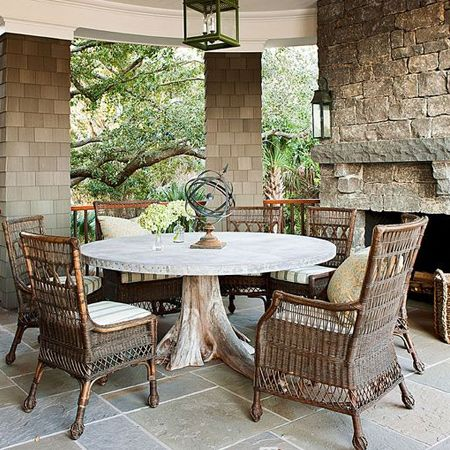 We Put Together A Collection Of Ideas For Using Felled Tree Stumps Interesting Tree Trunk Dining Room Table Review