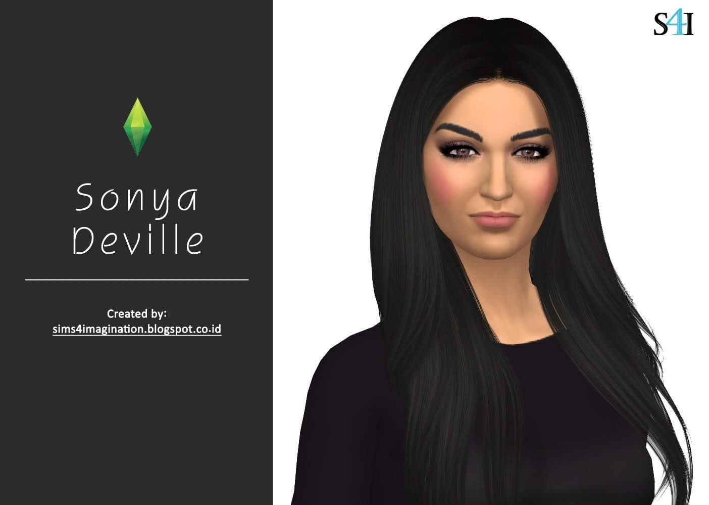Sonya Joy Sims