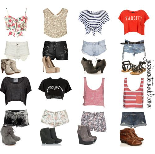 7d8023080994 crop top outfits | crop tops, fashion, mix and match, outfits, pretty, ...  - inspiring .