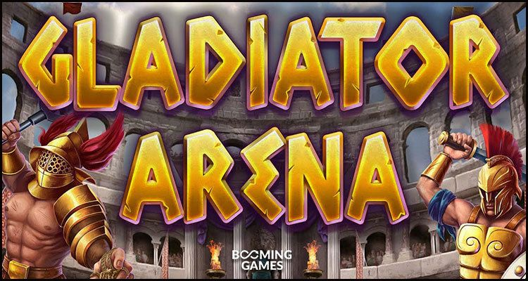 Combattez dans l'arène du Colisée de Rome dans la dernière machine à sous mobile Booming Games