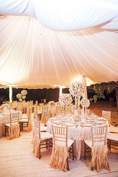 50 Gorgeous Ways To Dress Up Your Reception Tables Wedding
