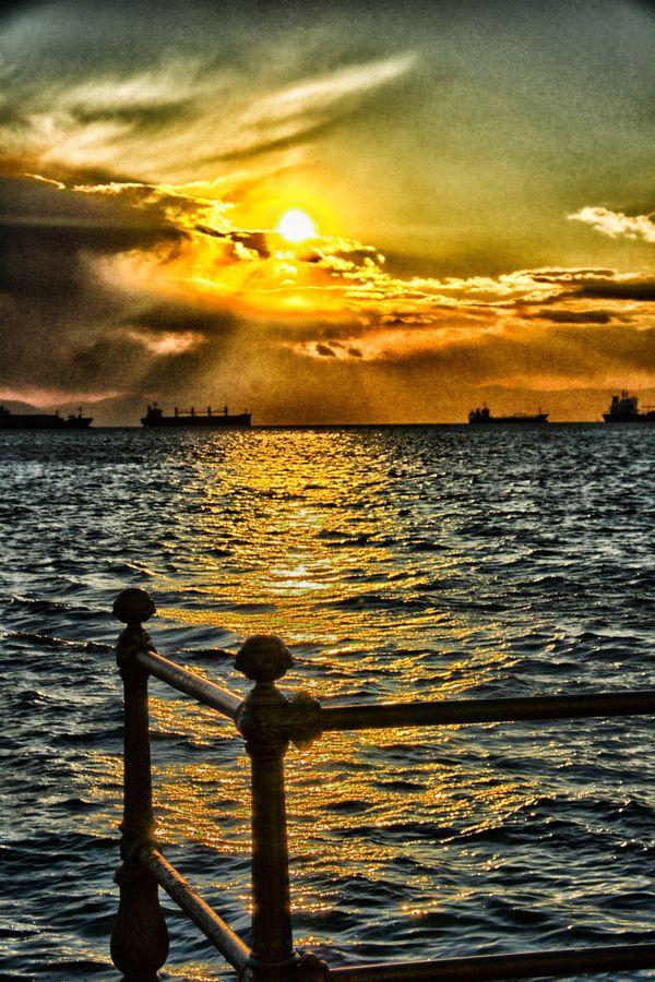 Thessaloniki Seafront, Greece