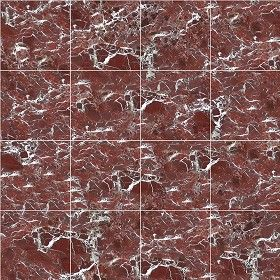 Textures Texture seamless | Lepanto red marble floor tile texture ...