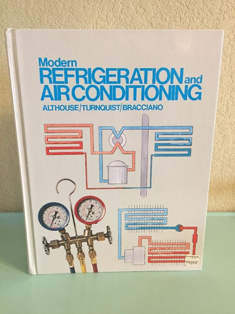 Modern Refrigeration and Air Conditioning Textbook 1988
