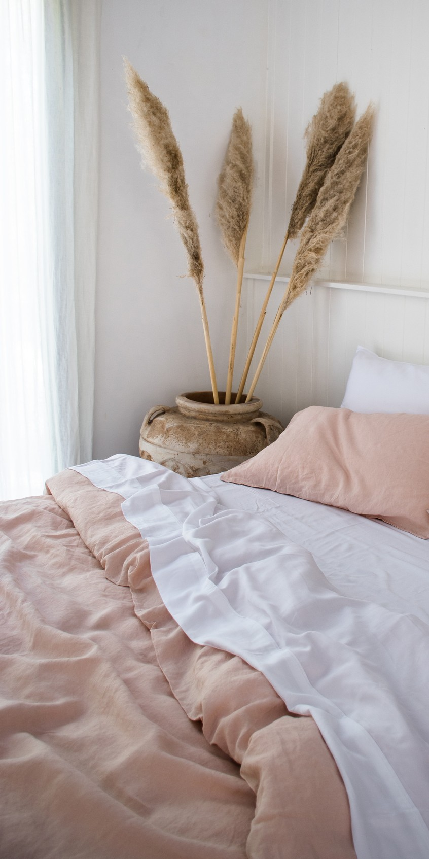Best Ultra Luxurious 100 Pure French Linen Quilt Cover In 400 x 300