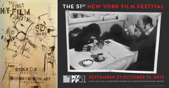 Remembering 50 Years of the New York Film Festival Film Society of Lincoln Center #iFF #iFilmFund #indiefilmfunding #imsoindie