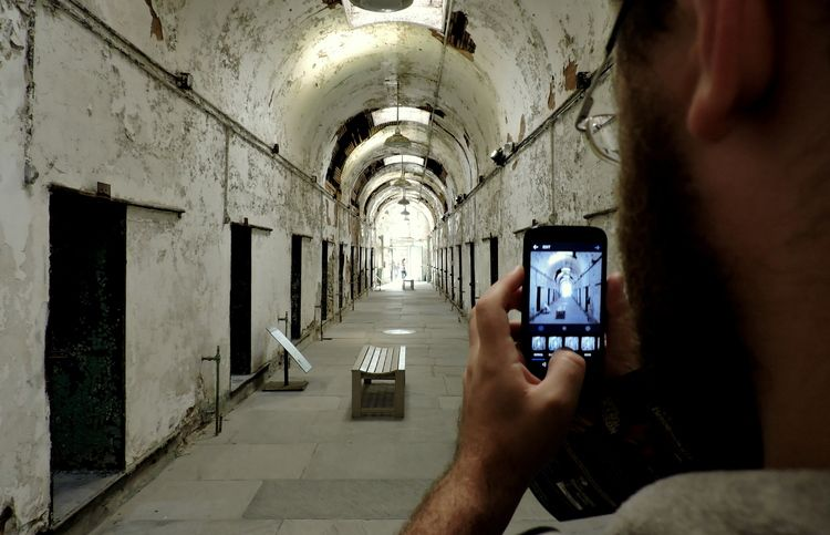 eastern-state-pentitentiary-cell-phone-picture