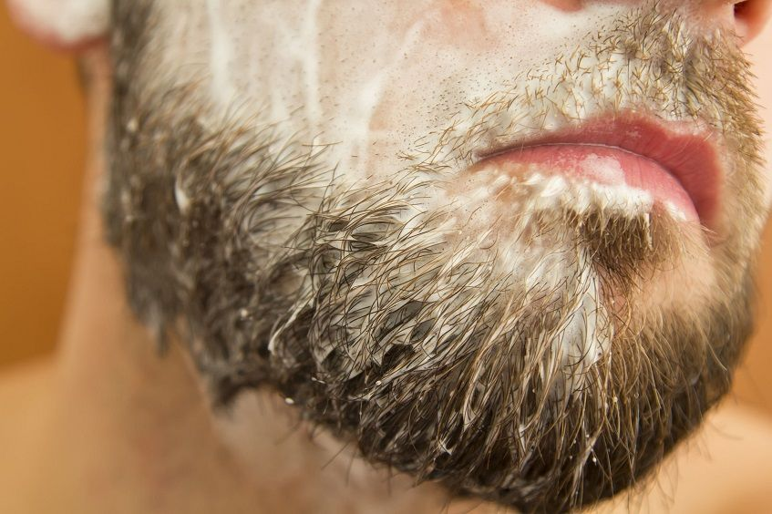 How To Make Beard Shampoo At Home Diy Beardoholic Beard Shampoo Beard Shampoo And Conditioner Diy Beard