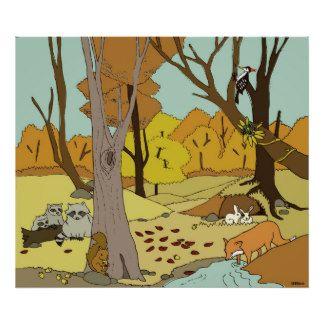 woodland_creatures_poster-r71f2de64cd8742ecbd46f1036a91943f_ai9fy_8byvr_324.jpg 324×324 pixels