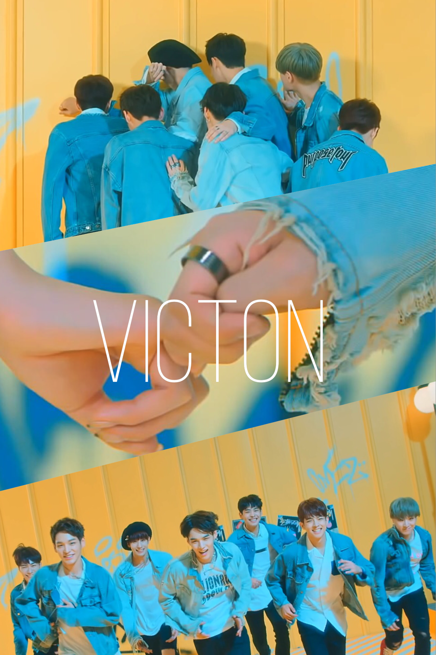 Victon Im Fine Era Phone Wallpaper In 2019 Victon Victon