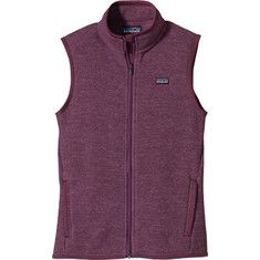 Patagonia - Better Sweater Vest (women's) - Tyrian Purple