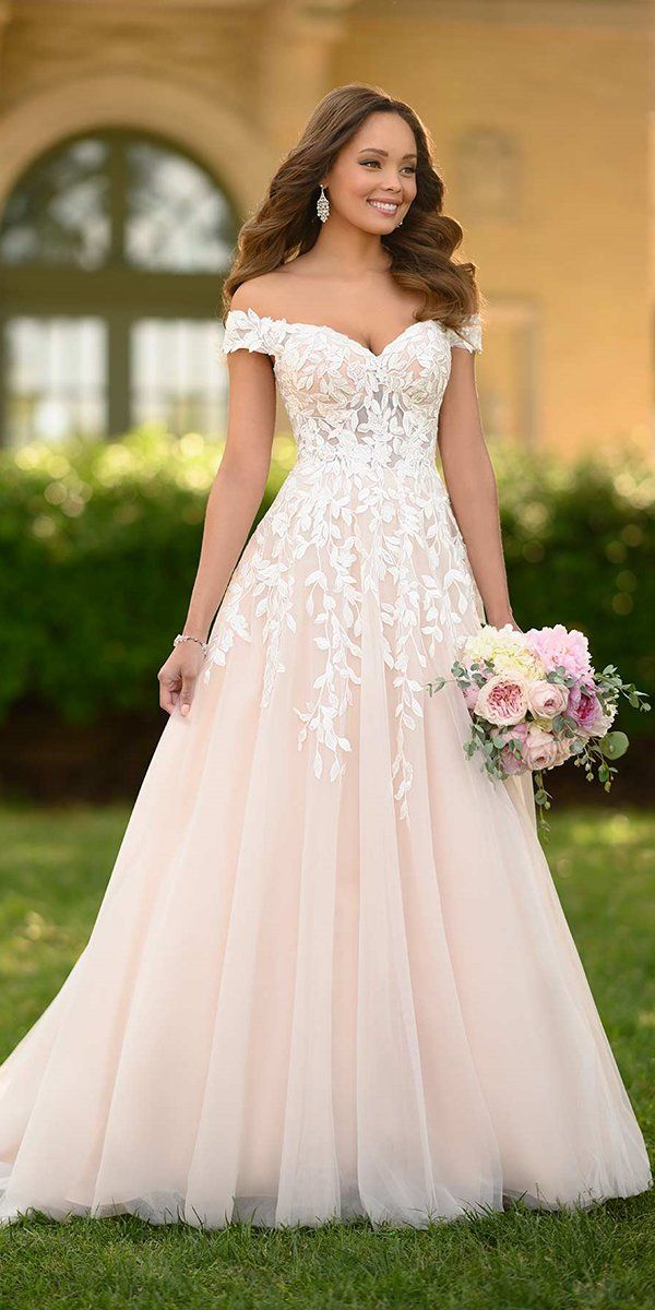 A-Line Wedding Dresses 2020/2021 Collections A-Lin