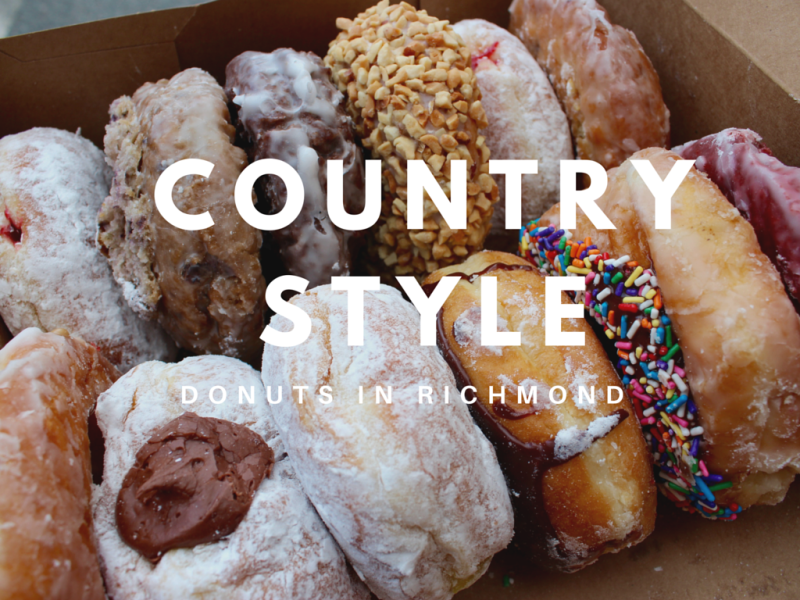 country style donuts richmond